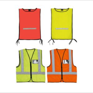 Reflective Vest and Jacket